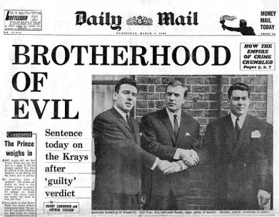 Krays news