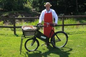 Butchers bike OLD