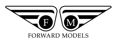 FM logo black and white