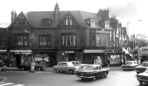 harborne-prince-s-corner-c1965 JPEG