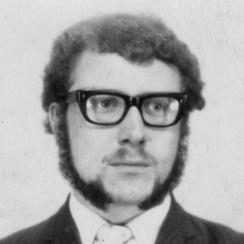1967 Derek Perry CROP
