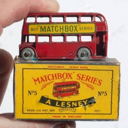 Matchbox bus 2