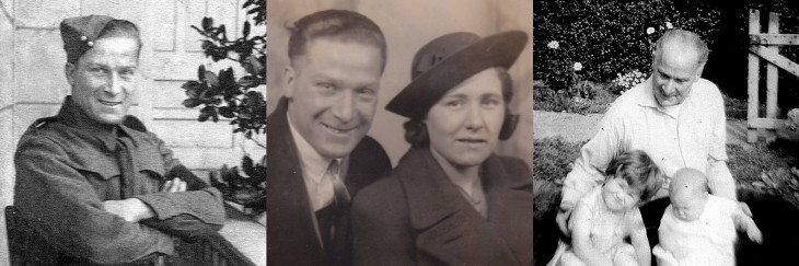 Biography. Harold and Ethel Perry