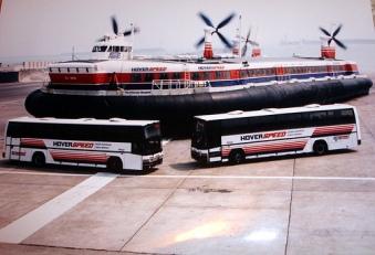 Hovercraft plus coaches