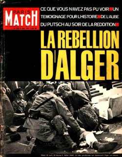 PAris Match Algeria